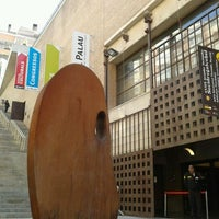 Photo taken at Palau Firal i de Congressos de Tarragona by Tarragona C. on 3/29/2012