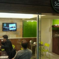 Photo taken at Sonetto Caffe by UVAA V. on 5/18/2012