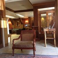 Photo taken at Bavária Sport Hotel by Marcelo D. on 6/23/2012