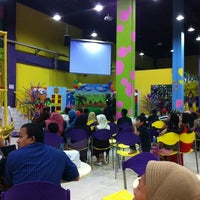 Photo taken at Chipmunks Playland & Cafe by Syahroni A. on 6/30/2012