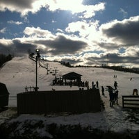 Photo taken at Cannonsburg Ski Area by Bryan N. on 2/18/2012