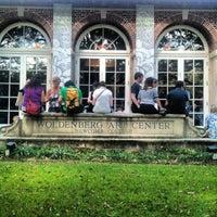 Photo taken at Woldenberg Art Center - Tulane University by Colin L. on 3/16/2012