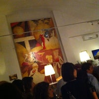 Photo taken at Milano Lounge Cafè by Francesco B. on 5/4/2012