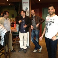 Photo taken at Backstreet Bar by ELIAS B. on 4/1/2012