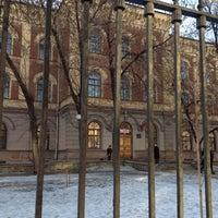 Foto tomada en МШГУ (Международная школа Герценовского университета) por Илья ♏🌴© К. el 3/4/2012