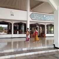 Photo taken at Masjid Imam Bonjol by Eko H. on 7/29/2012