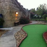 Photo taken at Professor Hackers Lost Treasure Golf by Meghan M. on 8/17/2012