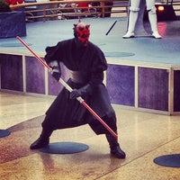 Photo taken at Jedi Training Academy by Matthew G. on 6/14/2012