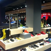 Photo taken at The PUMA Store by Steven G. on 3/22/2012