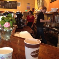Photo taken at Marin Coffee Roasters by Abra B. on 2/25/2012