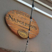 Photo taken at Napoleon's by Jo K. on 8/11/2012