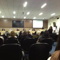 Photo taken at Camara Municipal de Americana by Viviane B. on 5/4/2012