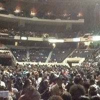 Photo taken at Richmond Coliseum by Dave E. on 4/29/2012