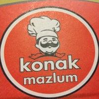 Photo taken at Konak Mazlum Restaurant by Büşra B. on 7/18/2012