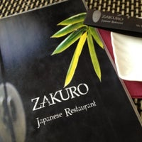 Photo taken at Zakuro by Bestfriends D. on 6/28/2012