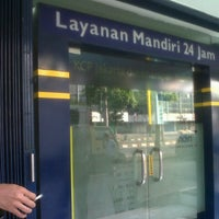 Photo taken at Bank Mandiri by Bobbie J. on 8/23/2012