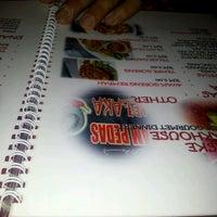 Photo taken at Fiske Steakhouse by sahril s. on 3/2/2012