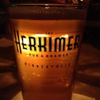 Photo taken at The Herkimer Pub & Brewery by Mark on 4/5/2012