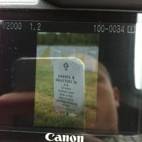Photo taken at Albert G. Horton Jr. Memorial Veterans Cemetery by Glenn F. on 6/17/2012