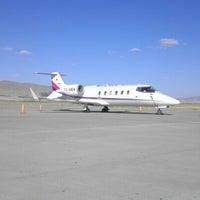 Photo taken at Nevşehir Kapadokya Airport (NAV) by Yücel A. on 9/9/2012