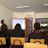 Photo taken at Colegio Patagonia College by Maca P. on 5/28/2012