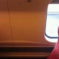 Photo taken at Platform 7 by Nick L. on 5/12/2012
