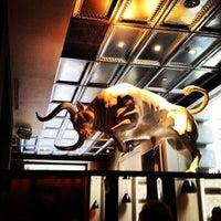 Photo taken at The Bailey Pub & Brasserie by Jason K. on 5/12/2012