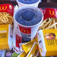 Photo taken at McDonald's by Isadora E. on 2/28/2012