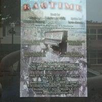 Photo taken at Laurel Mill Playhouse by Karen M. on 5/26/2012