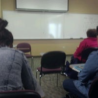 Photo taken at College of DuPage by Augie M. on 3/8/2012