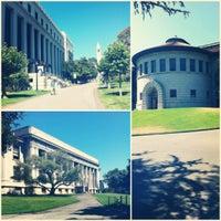 Photo taken at University of California, Berkeley by Kyrsten on 7/8/2012