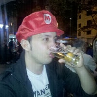 Photo taken at MPB Café - Bar Brahma by Diego O. on 7/21/2012