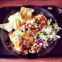Photo taken at Planet Fresh Gourmet Burritos by Joseph T. on 1/30/2012