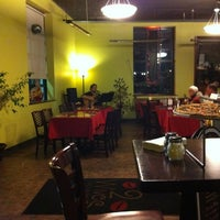 Photo taken at 2Wives Brick Oven Pizza by Thor C. on 11/25/2011