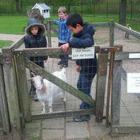 "Photo taken at Kinderboerderij ""de Schouw"" by Nico G. on 4/7/2012"