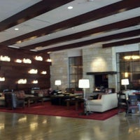 Photo taken at Omni Fort Worth Hotel by Jeff H. on 5/31/2012