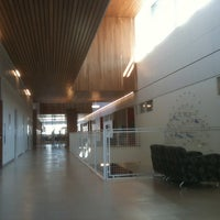 Photo taken at Jorgensen Hall by James G. on 10/10/2011