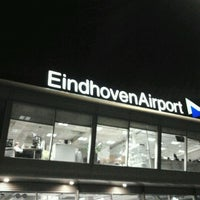 Photo taken at Eindhoven Airport (EIN) by Petrit d. on 10/26/2011