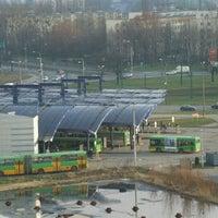 Photo taken at Dworzec autobusowy Rataje by Maciej K. on 10/30/2011