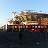 Photo taken at Soccer World by Sascha E. on 3/3/2011