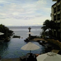 Photo taken at Garden Cliff Resort & Spa by monday O. on 8/26/2011