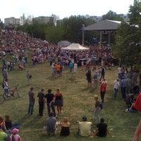 5/27/2012 tarihinde Anikó K.ziyaretçi tarafından Bikás Park'de çekilen fotoğraf