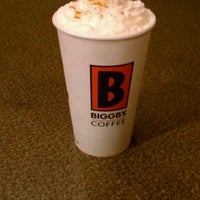 Photo taken at Biggby Coffee by Ashley B. on 10/21/2011
