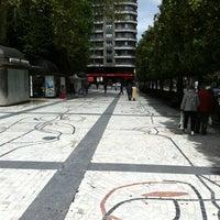 Foto tomada en Parque San Francisco por Moisés C. el 5/5/2012