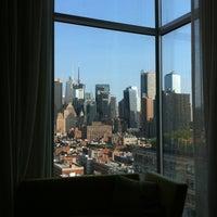 Photo taken at Kimpton Ink48 Hotel by rosa m. on 8/30/2012