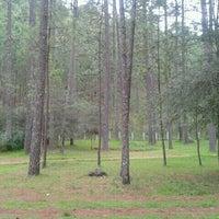 Photo taken at Parque Ecoturístico Rancho Nuevo by Paola N. on 8/4/2012