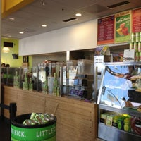 Photo taken at Jamba Juice 4th St & Santa Monica Blvd by Amrit K. on 8/2/2012