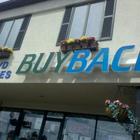 Photo taken at Buybacks Entertainment by David B. on 8/23/2011