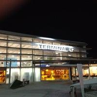 Photo taken at Terminal C by Genaro R. on 1/28/2012