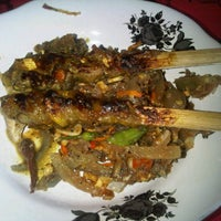 Photo taken at Lawar Pak Berata Ketewel by Yonk on 11/26/2011